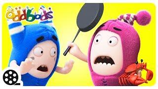 Cartoon | Oddbods - GRAB THE CRAB | The Oddbods Show | Funny Cartoons For Kids