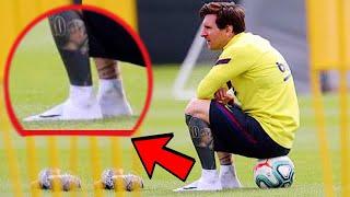 Messi trägt geheime NIKE Fußballschuhe?!