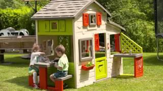 Vaikiškas namelis | Friends House Floralie | Smoby
