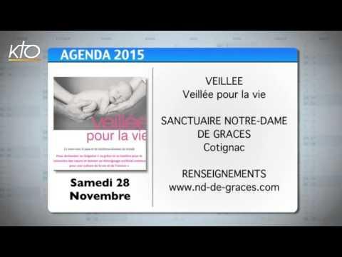 Agenda du 13 novembre 2015