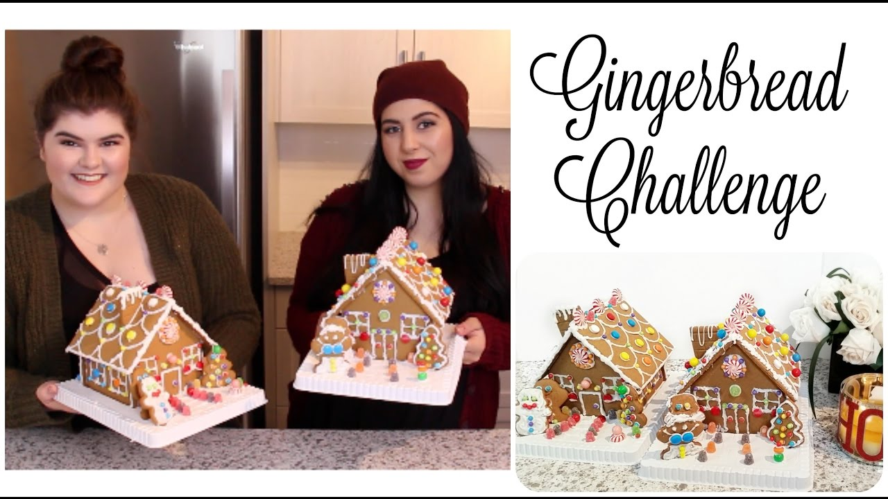 The Gingerbread Challenge – Collab (Blogmas 2016 Day 8)
