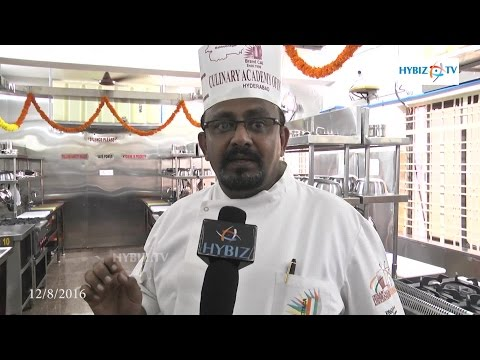 Culinary Academy of India video cover2