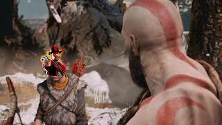 God of War and Red Dead Redemtion 2 MEME -  Don't be sorry, be better!
