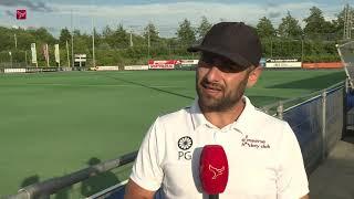 Hockeycoach Pasha Gademan naar buitenlandse club.