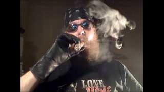 biker beard cigar no audio