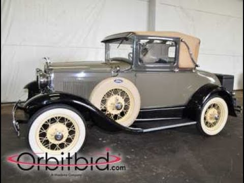 Video of '31 Model A - Q5FQ