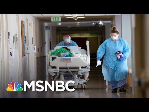 Nurses Speak Out About The COVID-19 Crisis | MSNBC