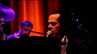 "Nick Cave & The Bad Seeds, ""Your Funeral...My Trial"", Chicago Theatre, 2013"