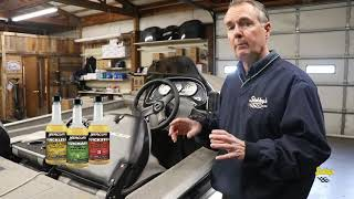 Getting Your Boat Ready for Spring
