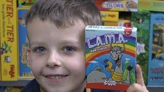 LAMA (Amigo) - ab 8 Jahre - Nominiert zum Spiel des Jahres 2019