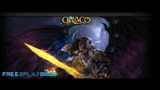 ORACO Gameplay [Browser MMORPG]