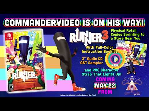 Runner 3 - Release Date Announcement Trailer thumbnail