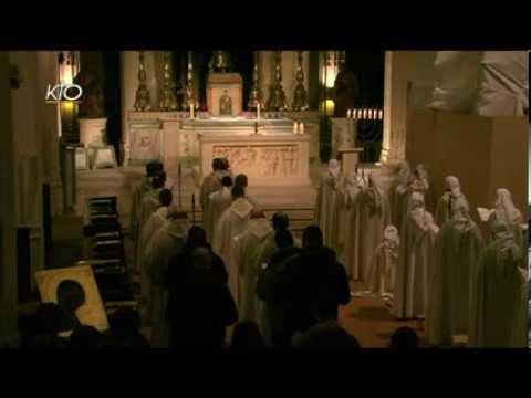 Vêpres et Eucharistie du 14 décembre 2013