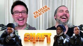 Shaft Official Trailer REACTION!!!