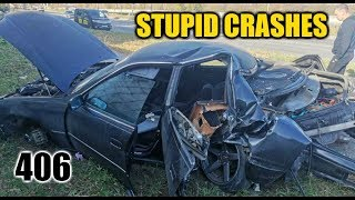 Stupid driving mistakes 406 (October 2019 English subtitles)