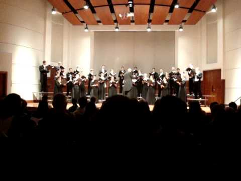 Twa Tanbou - Sydney Guillaume (USC Chamber Singers)