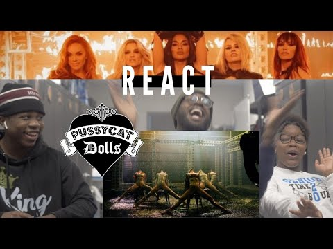 DANCER Reacts to The Pussycat Dolls - React