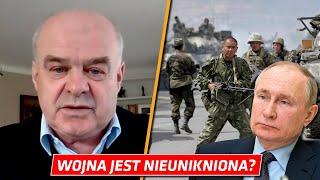 WOJNA z Rosją JEST NIEUNIKNIONA? Gen. Skrzypczak NIE MA WĄTPLIWOŚCI: Decyzja w ciągu 2-3 dni!