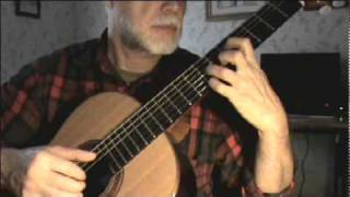 I Can't Stop Loving You - by Don Gibson (Fingerstyle Guitar)