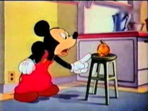 Myszka Miki - Pluto śni o domu