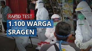 Rapid Test 1.100 Warga Sragen, Bupati Yuni Sebut Belum Memenuhi Standar