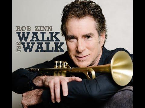 Rob Zinn - Walk The Walk (Official Music Video) online metal music video by ROB ZINN