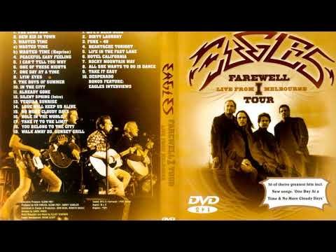 Eagles Farewell Tour - 04 - Peaceful Easy Feeling