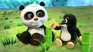 Кротик и Панда - 20 серия - Новые мультики для детей