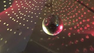 How To Install A Disco Mirror Ball