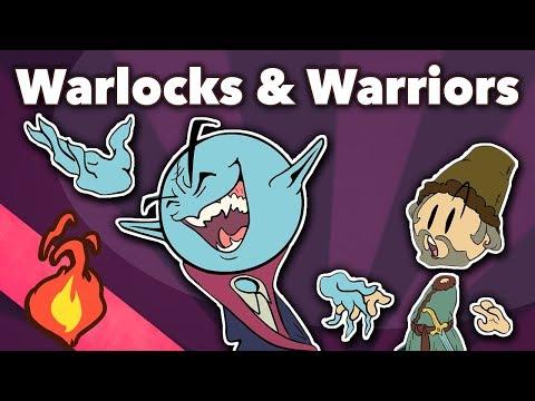 Warlocks and Warriors - Russian Myth - Extra Mythology