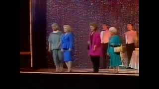 The Golden Girls on the 1988 Royal Variety Show