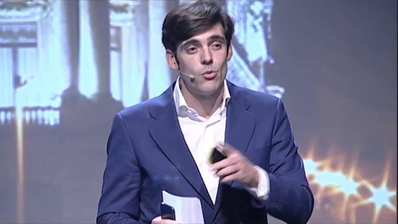 Píldora de la intervención de Fernando Meco en SAS Forum