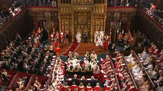 video: Queen's Speech latest news: Live updates from the State Opening of Parliament