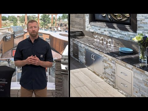 Grillnetics Easy DIY Outdoor Kitchen for Homeowners