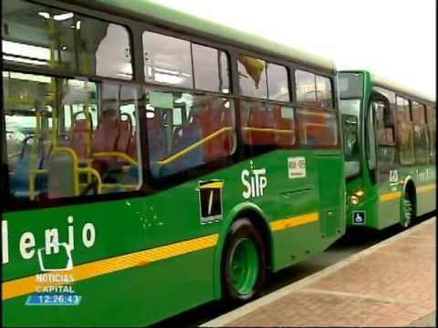 Hoy entran en funcionamiento nuevos buses alimentadores de Transmilenio en Ciudad Bolívar