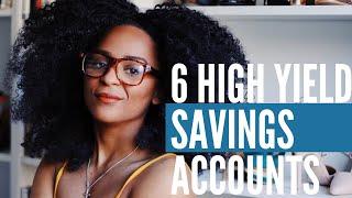 6 Highest Paying Banks Of 2020 (High Yield Savings Accounts)