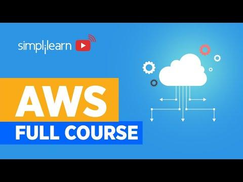AWS Full Course   AWS Cloud Computing   AWS Tutorial   Simplilearn