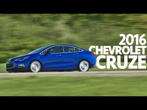 ► 2016 Chevrolet Cruze - Interior and Exterior walkaround