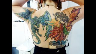 Fairy Tattoos - Best Fairy Tattoo Designs Ideas