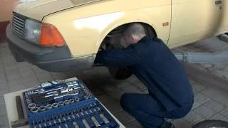 Навчання учнів. Слюсар з ремонту автомобілів.