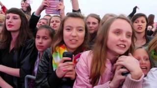 Koncert Eweliny Lisowskiej w Krośnie