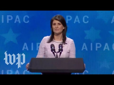 Haley: 'Jerusalem was, is, and will always be the capital of Israel'