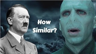 Lord Voldemort And Adolf Hitler Were More Similar Than You Think