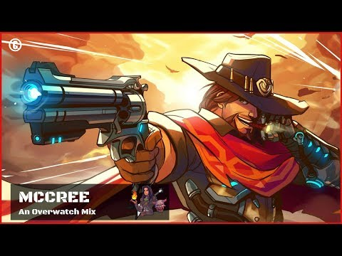 Music for Playing McCree 🔫 Overwatch Mix  🔫 Playlist to play McCree