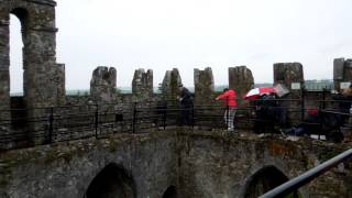 preview picture of video 'アキーラさん訪問!アイルランド・ブラーニー城4,Blarney-castle,Ireland'