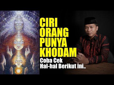 Ciri Orang Memiliki Khodam Pendamping Menurut Islam
