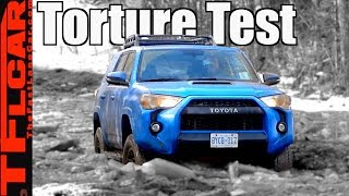 STUCK: 2019 Toyota 4Runner TRD PRO Extreme Off-Road Review