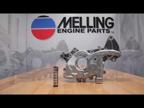 Ford 3.5L & 3.7L V6 EcoBoost HV Oil Pump Melling M390HV