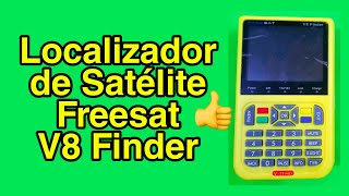 localizador de satelite digital v8 finder - Kênh video giải