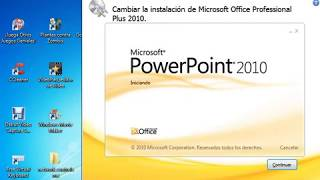 Descargar E Instalar Microsoft Power Point 2010 Para Windows Full